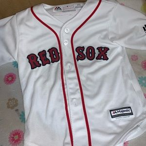 Red Sox jersey 3T